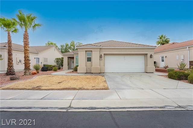 465 Chalet Drive, Mesquite, NV 89027 (MLS #2316990) :: Galindo Group Real Estate