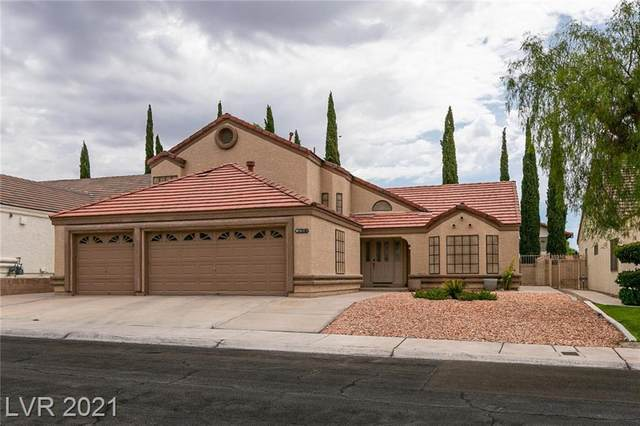 3036 Donnegal Bay Drive, Las Vegas, NV 89117 (MLS #2316991) :: Custom Fit Real Estate Group