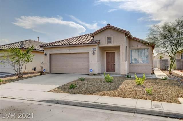 1337 Desert Solitude Street, Las Vegas, NV 89110 (MLS #2317013) :: Hebert Group   Realty One Group