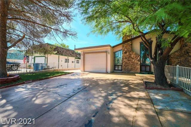 2789 Karen Avenue, Las Vegas, NV 89121 (MLS #2317017) :: Galindo Group Real Estate