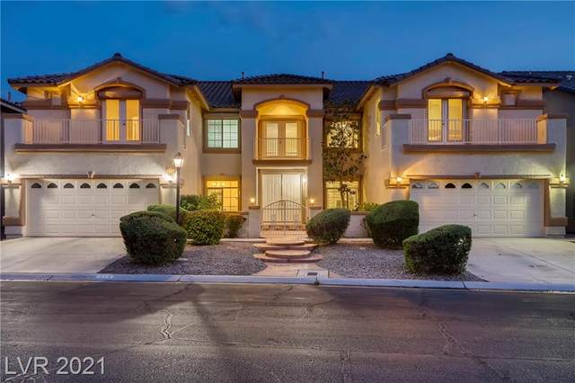 339 Whispering Tree Avenue, Las Vegas, NV 89183 (MLS #2317022) :: Custom Fit Real Estate Group