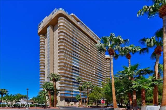 3111 Bel Air Drive #207, Las Vegas, NV 89109 (MLS #2317026) :: DT Real Estate
