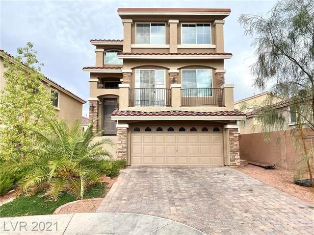 8140 Russell Creek Court, Las Vegas, NV 89139 (MLS #2317028) :: Custom Fit Real Estate Group
