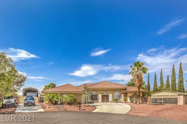 8775 El Camino Road, Las Vegas, NV 89139 (MLS #2317033) :: Custom Fit Real Estate Group