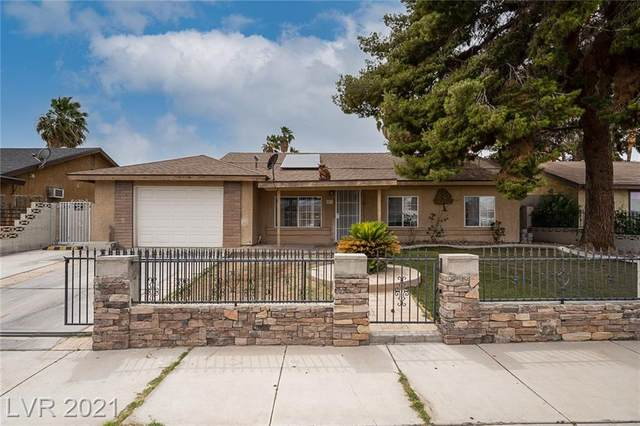 205 Carlin Avenue, Las Vegas, NV 89110 (MLS #2317043) :: Hebert Group   Realty One Group