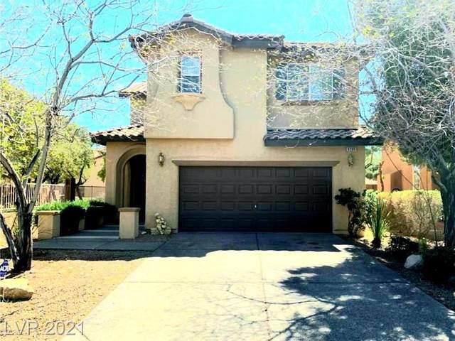 9205 National Park Drive, Las Vegas, NV 89178 (MLS #2317058) :: Hebert Group | Realty One Group