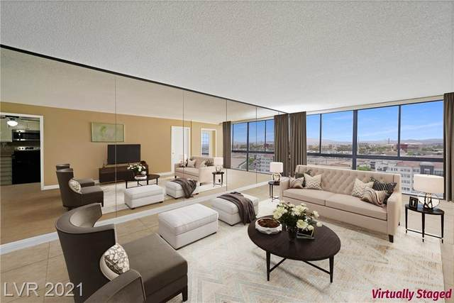 3930 University Center Drive #1006, Las Vegas, NV 89119 (MLS #2317061) :: DT Real Estate