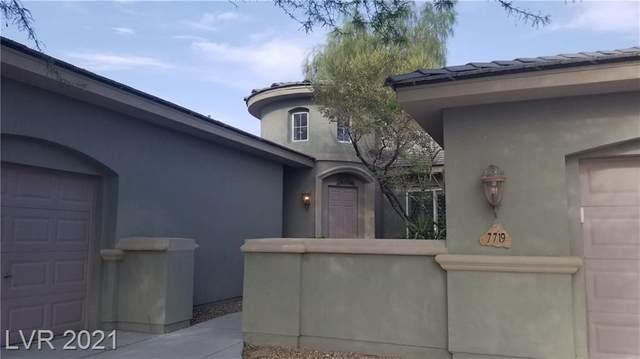 7719 Calm Waters Street, Las Vegas, NV 89131 (MLS #2317073) :: Lindstrom Radcliffe Group