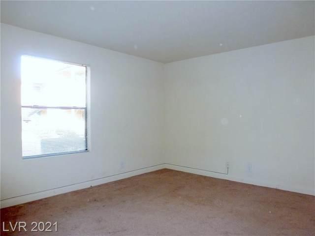 3135 S Mojave Road #158, Las Vegas, NV 89121 (MLS #2317078) :: Custom Fit Real Estate Group
