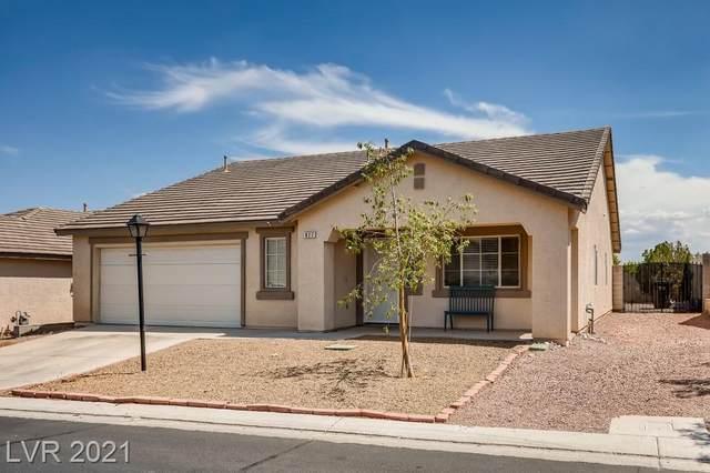 827 Melic Way, North Las Vegas, NV 89032 (MLS #2317080) :: Hebert Group   Realty One Group