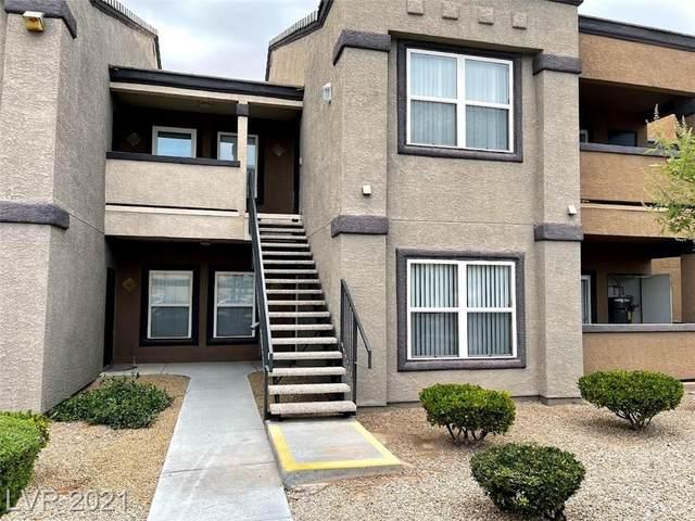 6650 W Warm Springs Road #1134, Las Vegas, NV 89118 (MLS #2317082) :: Custom Fit Real Estate Group