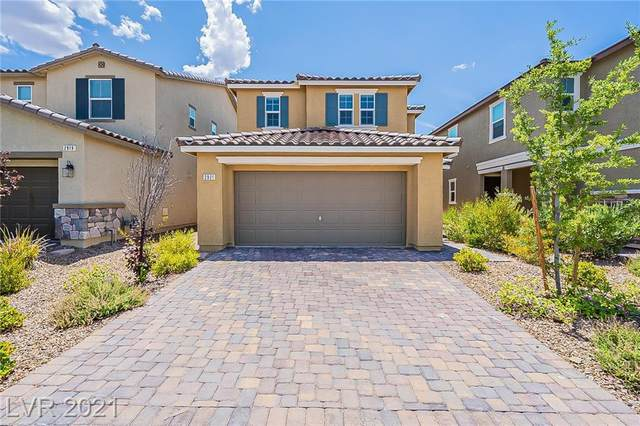 2921 Tranquil Brook Avenue, Henderson, NV 89044 (MLS #2317091) :: The Perna Group