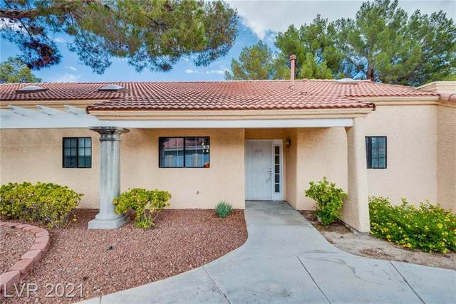 2851 S Valley View Boulevard #1030, Las Vegas, NV 89102 (MLS #2317100) :: Lindstrom Radcliffe Group