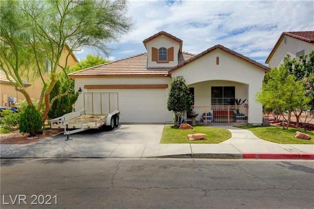 4217 Capri Canyon Court, North Las Vegas, NV 89031 (MLS #2317104) :: DT Real Estate