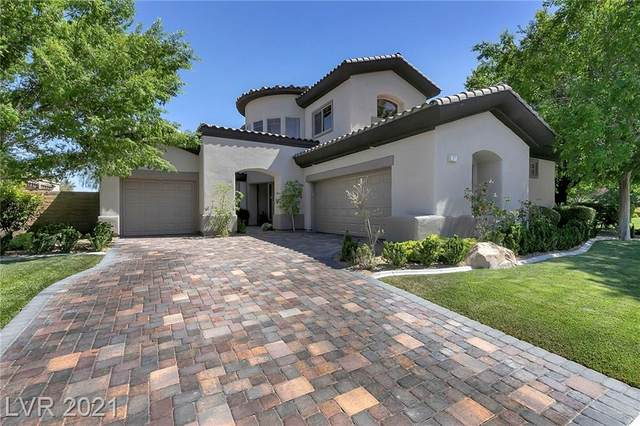 37 Feather Sound Drive, Henderson, NV 89052 (MLS #2317114) :: Lindstrom Radcliffe Group