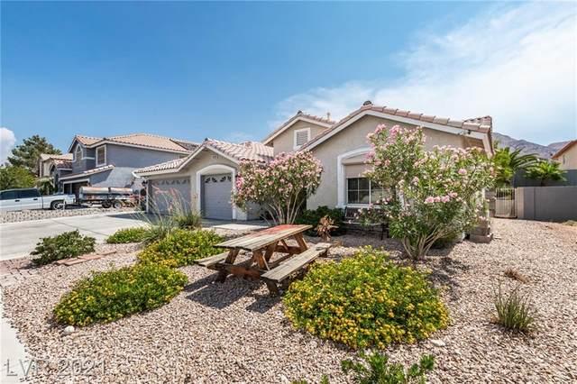 1518 Brasswood Street, Las Vegas, NV 89110 (MLS #2317119) :: Hebert Group   Realty One Group