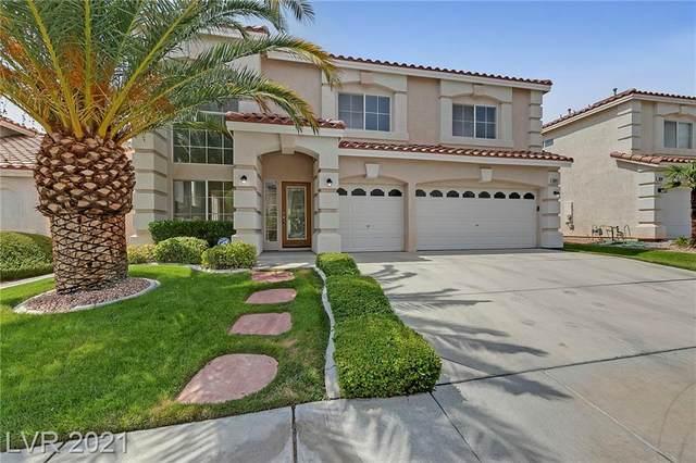 10097 Walhalla Plateau Court, Las Vegas, NV 89148 (MLS #2317121) :: The Chris Binney Group | eXp Realty