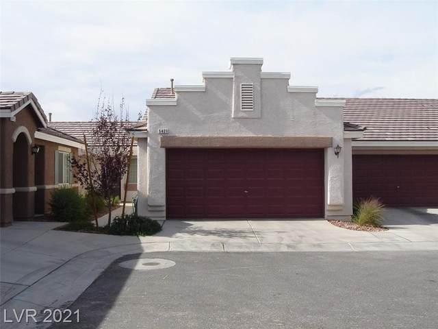 5421 Blue Oat Avenue, Las Vegas, NV 89141 (MLS #2317133) :: Custom Fit Real Estate Group