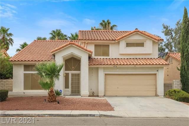 1556 Gatepost Avenue, North Las Vegas, NV 89031 (MLS #2317139) :: Kypreos Team