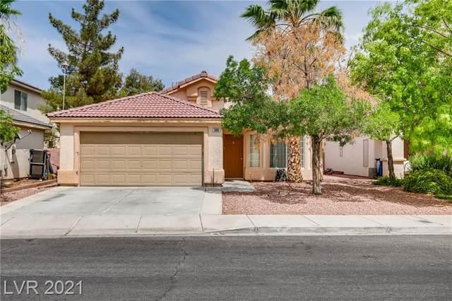 5908 Wood Petal Street, Las Vegas, NV 89130 (MLS #2317140) :: Lindstrom Radcliffe Group