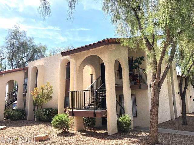 3265 Arville Street D, Las Vegas, NV 89102 (MLS #2317144) :: Custom Fit Real Estate Group