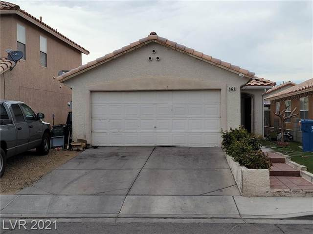 5320 Botanical Avenue, Las Vegas, NV 89110 (MLS #2317151) :: Hebert Group   Realty One Group