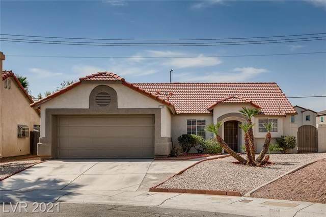 1125 Purple Martin Court, North Las Vegas, NV 89031 (MLS #2317157) :: Hebert Group | Realty One Group