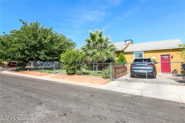 601 Tiffany Lane, Las Vegas, NV 89101 (MLS #2317171) :: Hebert Group | Realty One Group