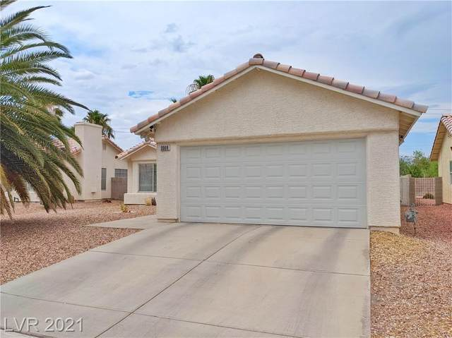 3308 Gingersnap Way, North Las Vegas, NV 89032 (MLS #2317177) :: Hebert Group | Realty One Group