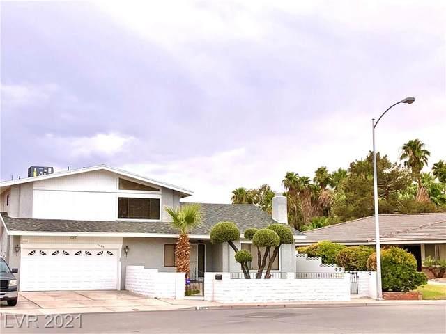 2665 Topaz Square, Las Vegas, NV 89121 (MLS #2317193) :: Custom Fit Real Estate Group