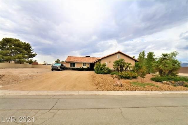 7760 Mustang Street, Las Vegas, NV 89131 (MLS #2317195) :: Hebert Group | Realty One Group