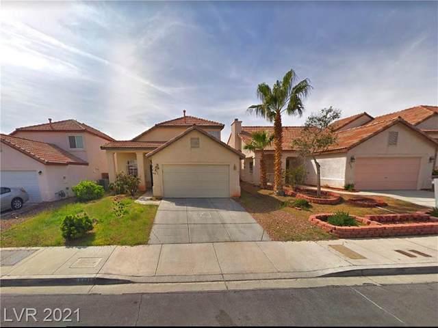 8421 Cinnamon Hill Avenue, Las Vegas, NV 89129 (MLS #2317198) :: Custom Fit Real Estate Group