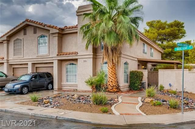 2836 Basil Leaf Drive, Henderson, NV 89074 (MLS #2317222) :: DT Real Estate