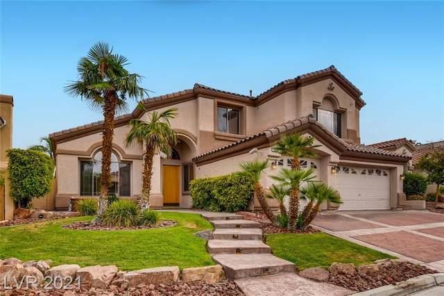 10909 Cliff Swallow Avenue, Las Vegas, NV 89144 (MLS #2317228) :: DT Real Estate