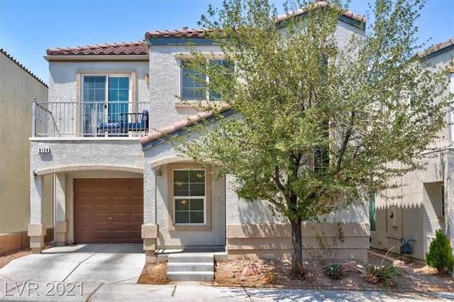 9124 Pearl Cotton Avenue, Las Vegas, NV 89149 (MLS #2317233) :: Custom Fit Real Estate Group