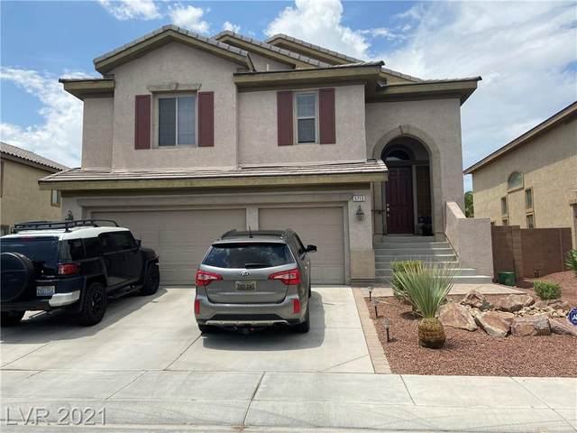 5713 Rugosa Alba Court, North Las Vegas, NV 89081 (MLS #2317236) :: The Shear Team