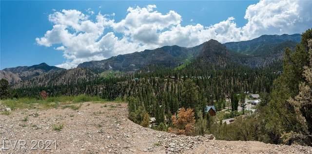 Mount Charleston, Las Vegas, NV 89124 (MLS #2317237) :: Galindo Group Real Estate