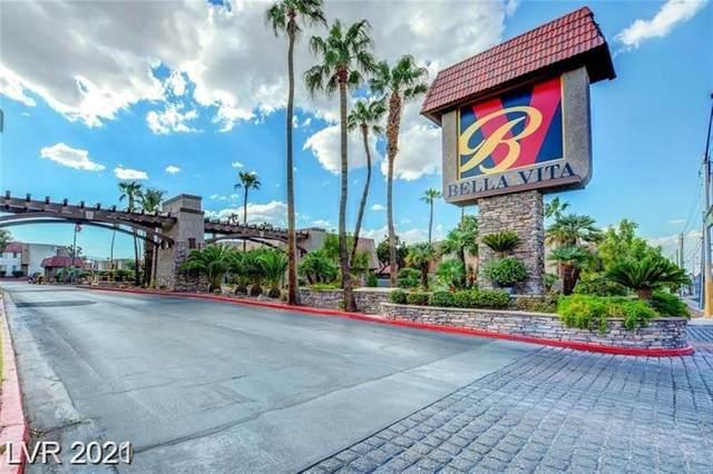 5140 Indian River Drive #319, Las Vegas, NV 89103 (MLS #2317249) :: Custom Fit Real Estate Group
