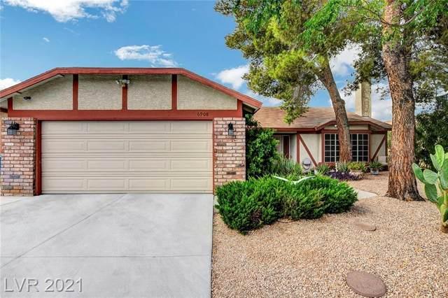 6908 Delorean Circle, Las Vegas, NV 89108 (MLS #2317256) :: Custom Fit Real Estate Group