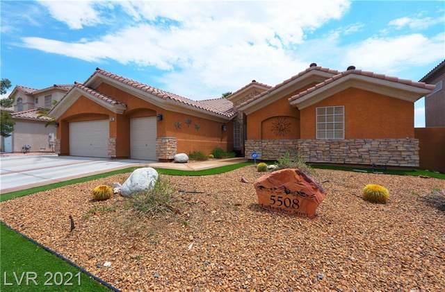 5508 Lucky Clover Street, Las Vegas, NV 89149 (MLS #2317270) :: Custom Fit Real Estate Group