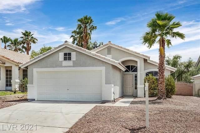 6461 Grand Oaks Drive, Las Vegas, NV 89156 (MLS #2317271) :: DT Real Estate