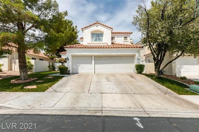 1325 Chaparral Summit Drive, Las Vegas, NV 89117 (MLS #2317275) :: Signature Real Estate Group