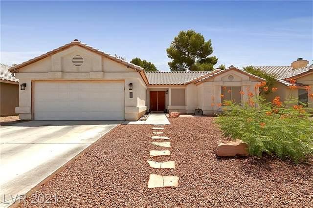 4908 Spring Falls Way, North Las Vegas, NV 89031 (MLS #2317276) :: Hebert Group   Realty One Group
