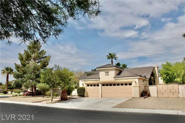 6005 Lonesome Cactus Street, Las Vegas, NV 89130 (MLS #2317284) :: Hebert Group | Realty One Group