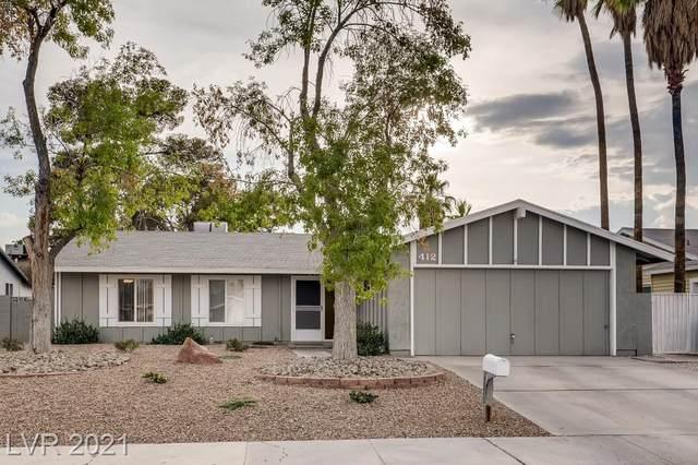412 Vassar Lane, Las Vegas, NV 89107 (MLS #2317288) :: Custom Fit Real Estate Group