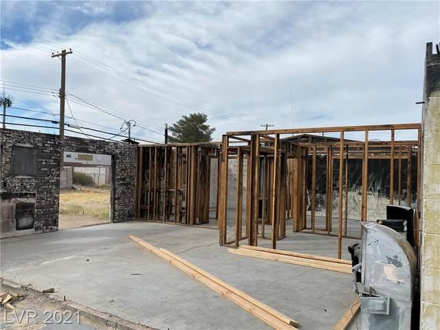 3125 Carroll Street, North Las Vegas, NV 89030 (MLS #2317302) :: DT Real Estate