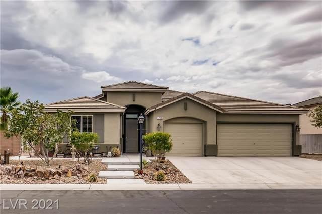 6295 Iginlas Goal Avenue, Las Vegas, NV 89131 (MLS #2317305) :: Hebert Group | Realty One Group