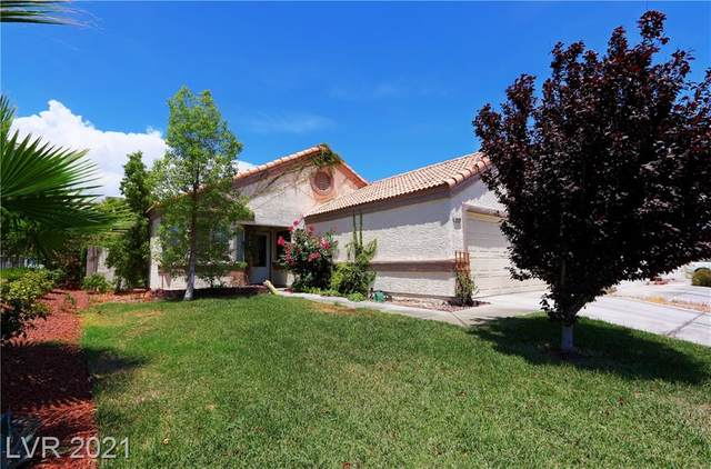 1425 Sapphire Springs Circle, Las Vegas, NV 89108 (MLS #2317311) :: Custom Fit Real Estate Group