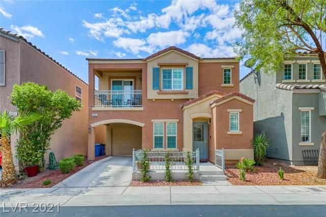 9063 Mcginnis Avenue, Las Vegas, NV 89148 (MLS #2317312) :: Lindstrom Radcliffe Group