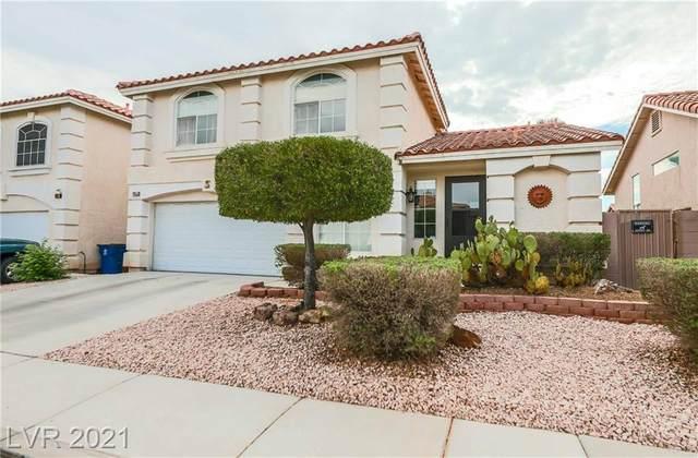 9802 Silver Lasso Street, Las Vegas, NV 89183 (MLS #2317314) :: The Chris Binney Group | eXp Realty